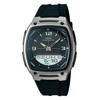 รีวิวพันทิป Casio Standard นาฬิกาข้อมือ - รุ่น AW81-1A1