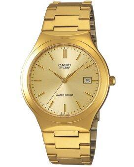 Casio Standard นาฬิกาข้อมือ Gent quartz รุ่น MTP-1170N-9A (สีทอง)