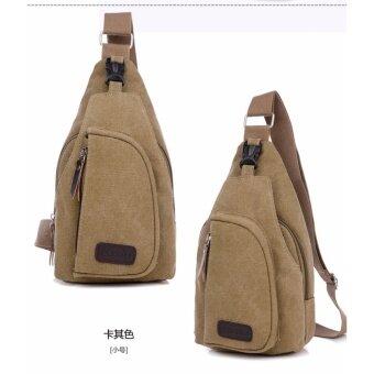ประกาศขาย Bag กระเป๋าสะพายชาย/หญิง ใส่แท๊บเล็ต (Brown)