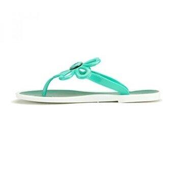 Chemistry FLO-2 Womens Flat Sandals Slip on Shoes Flip Flops (9 B(M) US Geen) - intl