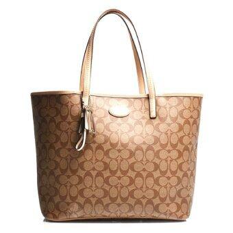 Coach กระเป๋าสะพายสำหรับผู้หญิง รุ่น 29144 สีน้ำตาล