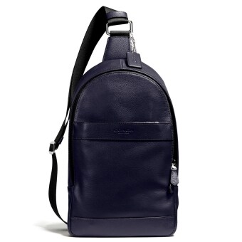Coach กระเป๋า F54770 CHARLES PACK IN SMOOTH LEATHER (MID)