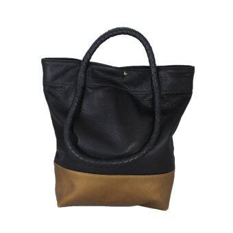 ประกาศขาย Cocoon Asma (Gold) กระเป๋าถือสายถัก หนังวัวแท้