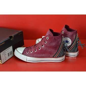 Harga Converse All Star Tri Zip hi Oxheart
