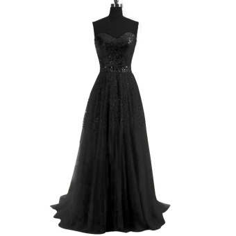 Evening Bridesmaid Prom Gown - intl