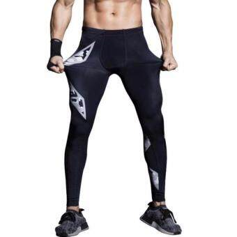 ราคา EVS Men Compression Tights Camo