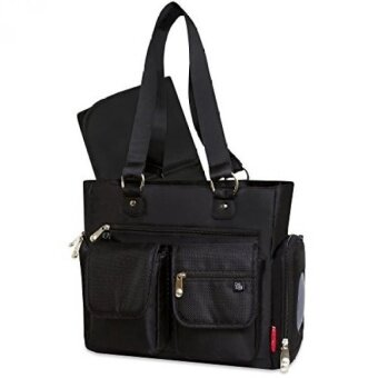 Fisher-Price Fastfinder Black Tote Bag - intl