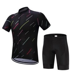 FUALRNY 2017 New Summer Short Sleeve Cool Cycling Jersey Suit FY-DT01 - intl