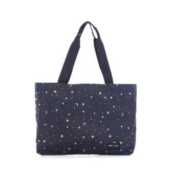 ขาย Hapitas Mini Tote Bag/Starry Blue