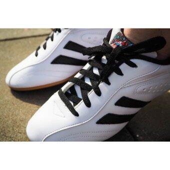 รองเท้ากีฬา HARA Sports สำหรับผู้ชาย ผู้หญิง รุ่น HC24 สี ขาว-ดำ - 3
