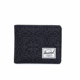 Herschel Supply Roy wallet - Black Khatam