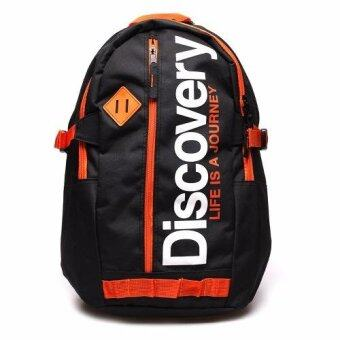 Harga DISCOVERY กระเป๋าเป้สะพายหลัง รุ่น Daypacks Backpack DR 1504 Black
