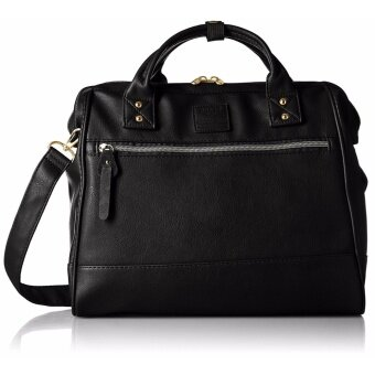Harga 【Ship from Japan】 anello official synthetic leather die shoulder large AT-H1022 black - intl