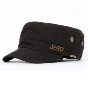 Harga JEEP special offer counter genuine copper standard outdoor leisure Unisex Hat Cap - intl