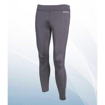 Harga Vexxer Triathon Compression Legging Unisex (GREY)
