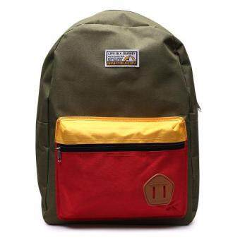 Harga DISCOVERY กระเป๋าเป้สะพายหลัง รุ่น Daypacks Backpack DR 1600 Olive(Int: One size)