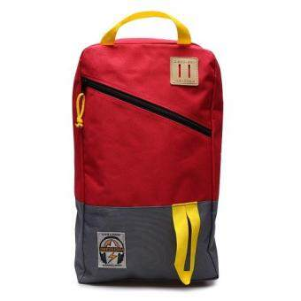 Harga DISCOVERY กระเป๋าเป้สะพายหลัง รุ่น Daypacks Backpack DR 1609 Red(Int: One size)