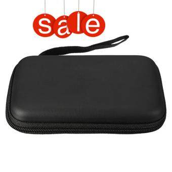 Harga 2.5 Inch Universal External Hard Drive Disk USB Cable Carry Case Cover Bag Pouch For PC Tablet Black
