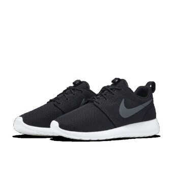Harga NIKE ROSHE ONE MEN BLACK - intl
