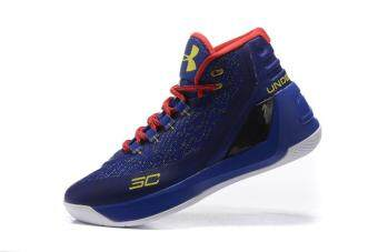 Harga Native Stephen Curry 3 Elite Golden State Warriors Men Outdoor Basketball Shoes - intl
