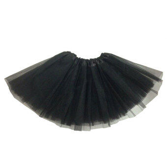 Harga Girl Pretty Elastic Stretchy Tulle Tutu Skirt