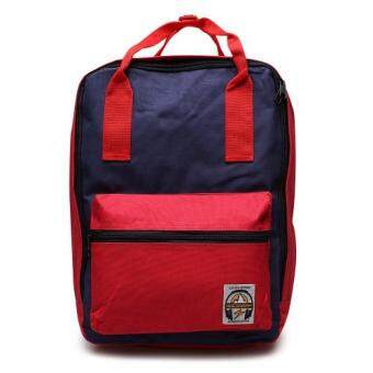 Harga DISCOVERY กระเป๋าเป้สะพายหลัง รุ่น Daypacks Backpack DR 1608 Red(Int: One size)