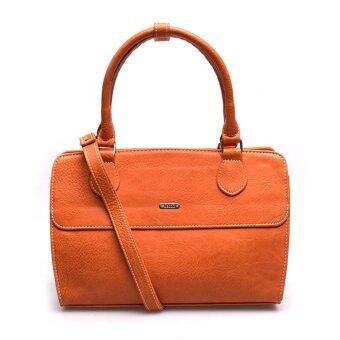 Jacob International กระเป๋าถือ รุ่น V4268 (Orange)