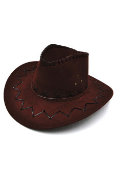 Jetting Buy Unisex Hat Cowboy Knight Western Visor Coffee