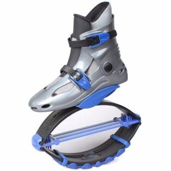 Jumping Shoes Rebound Shoes Recomend Weight 15~75kg(33lb-165lb) Bounce shoes S/M/L for Adult Child - intl