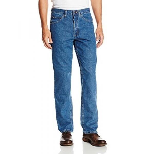 รีวิว Lee Mens Regular Fit Straight Leg Jean, Pepperstone, 36W x 29L - intl ขายดี