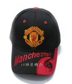 Manchester United football Caps Fashion Leisure Baseball Cap SportsSoccer Hat for Men Women Size adjustable football Hat Spring SummerPeaked Cap - intl