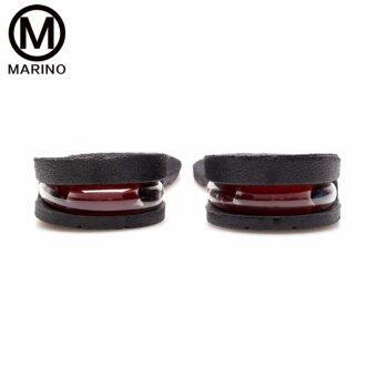 Marino แผ่นเสริมส้นเพิ่มความสูง 7 เซนติเมตร No. N101 - Black (image 1)