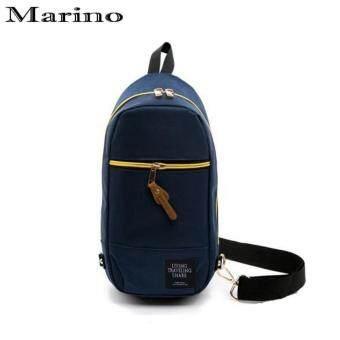 รีวิวพันทิป กระเป๋า กระเป๋าสะพายข้าง No.0215 - D.Blue
