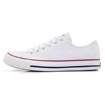 Marino รองเท้าผ้าใบผู้ชาย No.A002 - สีขาว (image 4)