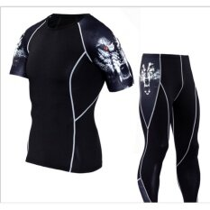 Men riding a bike suit, set riding suits, outdoor clothing - intl