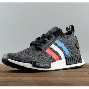 Harga Men Sneakers for shoes for NMD_R1 Black Tricolore BB2887 - intl