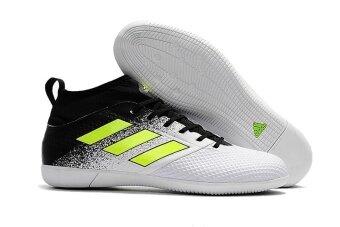 Men Sport Shoes ACE 17.3 Primemesh IC Black White - intl - 3