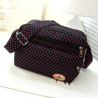 สบายๆในช่วงฤดูร้อนไหล่กระเป๋า messenger ขนาดเล็กถุงนางสาวถุง (สีม่วง)