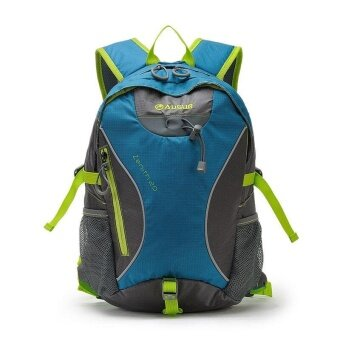 New 2015 men women outdoors camping bag sports Hiking bag waterproof Nylon travel backpack school backpack bags mens backpacks - intl