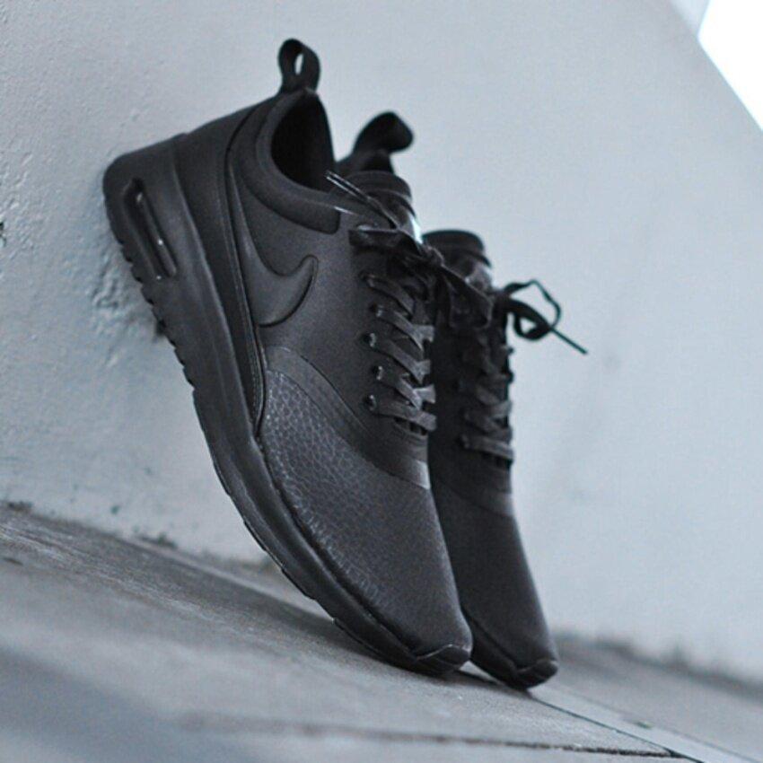 รองเท้าวิ่ง ไนกี้ NIKE Air Max Thea Ultra Premium BLACK ดำ