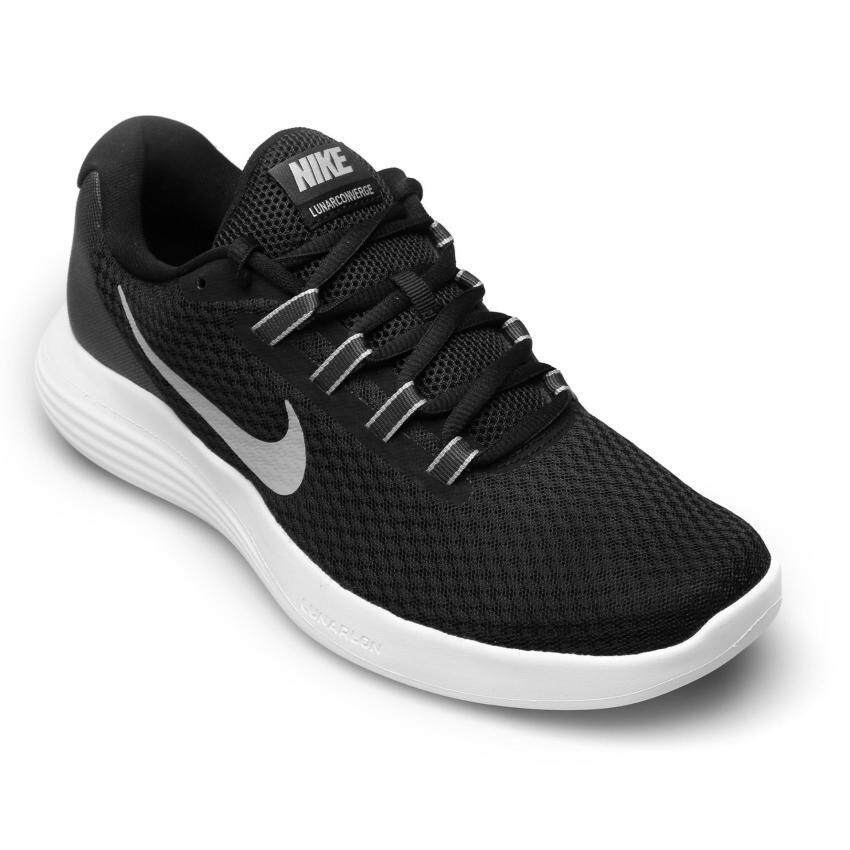 purchase cheap 8c1b1 aa955 Compare Prices of NIKE MEN รองเท้าผ้าใบ ผู้ชาย รุ่น LUNARCONVERGE -  852462001 (BLACKMATTE