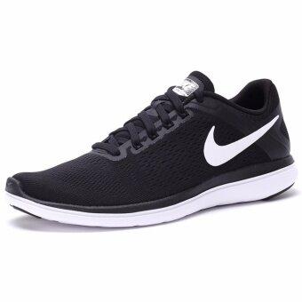 Nike รองเท้าวิ่งผู้ชาย Nike Flex 2016 RN 830369-001 (Black/Cool Grey/White)