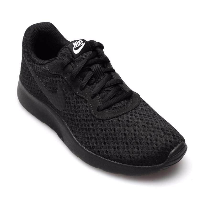 NIKE WOMEN รองเท้าผ้าใบ ผู้หญิง รุ่น TANJUN - 812655002 (BLACK)