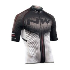 NW 2017 Top New Fabric Breathable Cycling Jersey Quick Dry Short Sleeve MTB Bike Clothes Bicycle Clothing NW-DS-02 - intl