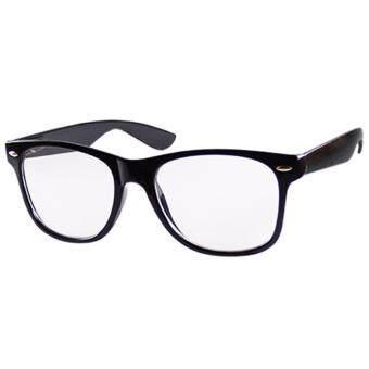 แว่นตากรองแสง เลนส์ใส รุ่น OPTIC 926W - Black