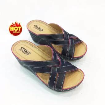 OXXO รองเท้าเพื่อสุขภาพรุ่น SM5161 สีดำ - 3
