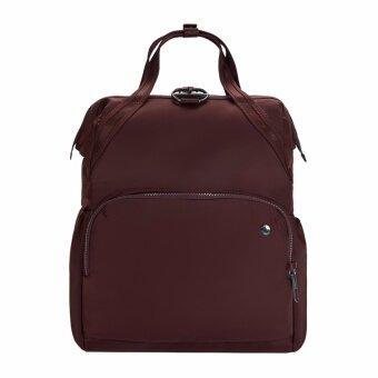 กระเป๋าสะพายรุ่น Citysafe CX Anti-Theft Backpack (Merlot)