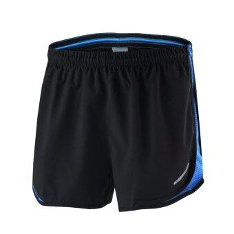Harga PAlight Men Sports Running Shorts Quick Dry Fitness Run Loose ShortPants - intl