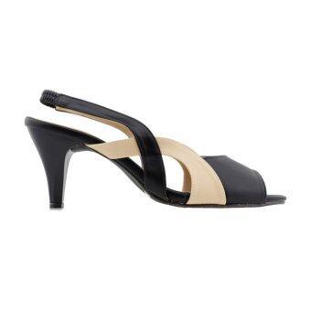 Patti รองเท้าผู้หญิง แฟชั่น รุ่น P78-012 (Black) - 5