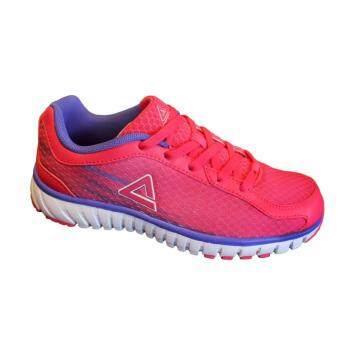 peak running shoe mini marathon e52178h pinkpurple 1502265768 47023773 efc6bfbe6e231cb515ddcd2ad7108a86 product สินค้าแท้ PEAK รองเท้า วิ่ง Running Shoe Mini Marathon มินิ มาราธอน พีค รุ่นE52178H   Pink/Purple